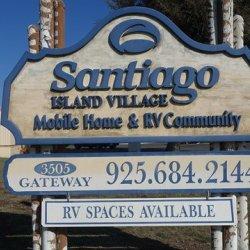 Santiago Island Village - Bethel Island, CA - RV Parks