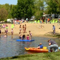 Taylor's Beach Campground - Howell, MI - RV Parks
