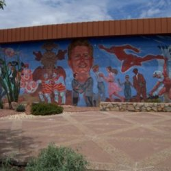 Chamizal National Memorial - El Paso, TX - Historic and Cultural Parks