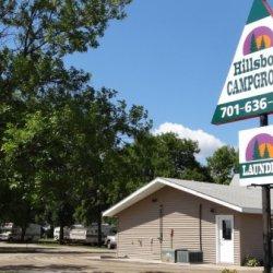 Hillsboro Campground & RV Park - Hillsboro, ND - RV Parks