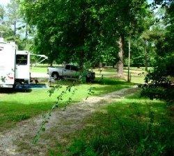 Contentnea Creek RV & Trail Park  - Grifton, NC - County / City Parks