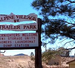 Alpine Village Rv Park - Alpine, AZ - RV Parks