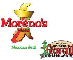 Moreno's Gecko Grill Authentic Mexican Food - Gilbert, AZ - Restaurants