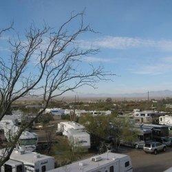 Desert Trails RV Park - Tucson, AZ - RV Parks