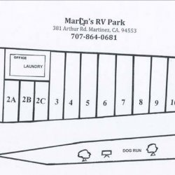 Marlins Rv Park - Martinez, CA - RV Parks