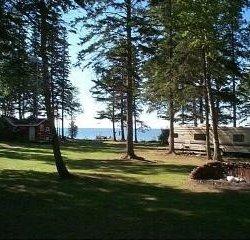 Sunset Bay RV Resort - Allouez, MI - RV Parks