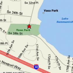 Vasa Park Resort & Ballroom - Bellevue, WA - RV Parks