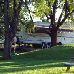 Suncatcher Lake RV Resort - Leavenworth, KS - RV Parks