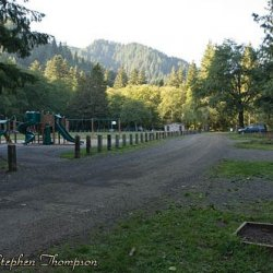 Kilchis River County Campground - Tillamook, OR - County / City Parks