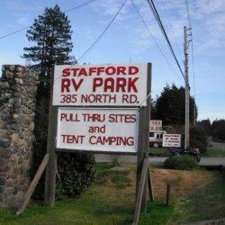 Stafford RV Park - Scotia, CA - RV Parks