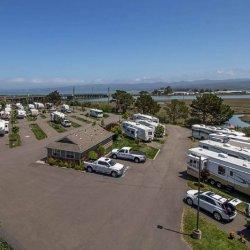 Shoreline RV Campground - Crescent City, CA - County / City Parks