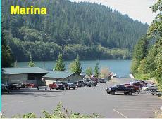 Clackamas River RV Park - Estacada, OR - RV Parks