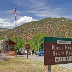 Rifle Falls State Park - Rifle, CO - Colorado State Parks