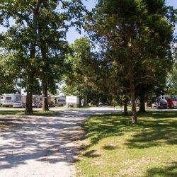 Motor Inn Trailer Park - Bethel Heights, AR - RV Parks