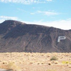 Shea Road - Parker, AZ - Free Camping