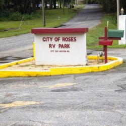 City Of Roses RV Park - Thomasville, GA - RV Parks
