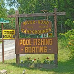 River Road Campgrounds - Corinth, NY - RV Parks