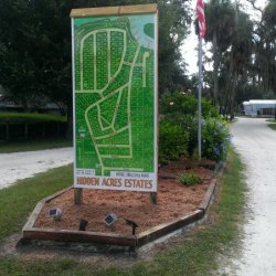 Hidden Acres Estate - Lorida, FL - RV Parks
