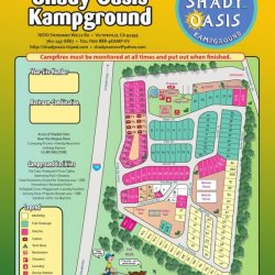 Shady Oasis Kampground - Victoriaville, CA - RV Parks