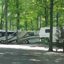 Holiday Park Campground - Greensboro, MD - RV Parks