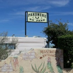 Pardners RV Park - Benson, AZ - RV Parks