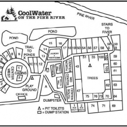 Coolwater Campgrounds - Wellston, MI - RV Parks