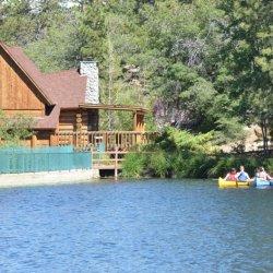 Cedar Lake Christian Camp - Big Bear Lake, CA - RV Parks