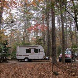 Pine Lake Campground - Bishop, GA - RV Parks
