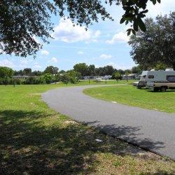 South Shore MH & RV Park - Lake Panasoffkee, FL - RV Parks