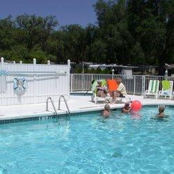 Southern Charm RV Resort - Zephyrhills, FL - RV Parks