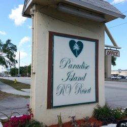 Paradise Island RV Resort - Fort Lauderdale, FL - RV Parks