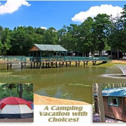 Wading Pines Camping Resort - Chatsworth, NJ - RV Parks