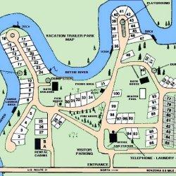 Vacation Trailer Park Inc - Benzonia, MI - RV Parks