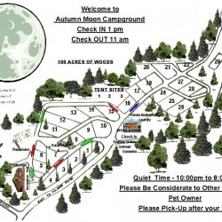 Autumn Moon Campground - Middle Grove, NY - RV Parks