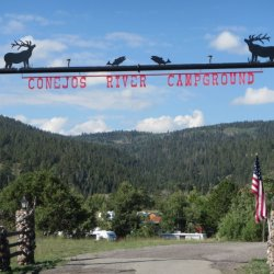 Conejos River Campground - Antonito, CO - RV Parks