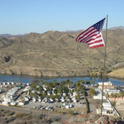 Foxs RV Park Resort - Parker, AZ - RV Parks
