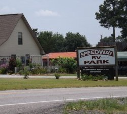 Speedway RV Park - Batesville, AR - RV Parks