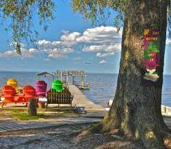 Bay Breeze RV on the Bay - Gulf Shores, AL - RV Parks