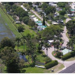 Crooked Hook RV Resort - Clewiston, FL - RV Parks