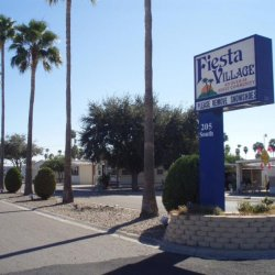 Fiesta Village RV Park - Mission, TX - RV Parks