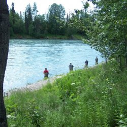 River Terrace RV Park - Soldotna, AK - RV Parks