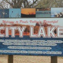 Pauls Valley City Lake - Pauls Valley, OK - County / City Parks