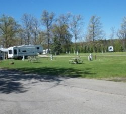 Clearwater Campground - Ortonville, MI - RV Parks