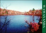 Wawayanda State Park - Hewitt, NJ - New Jersey State Parks