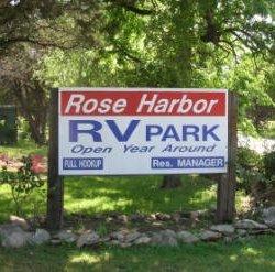 Rose Harbor RV Park - Whitney, TX - RV Parks