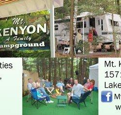 Mt Kenyon Campground - Lake Luzerne, NY - RV Parks
