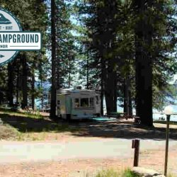 North Shore Campground - Chester, CA - RV Parks