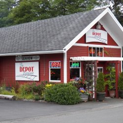 THE DEPOT RESTAURANT - Seaview - Seaview, WA - Restaurants