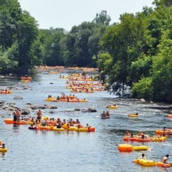 Wolf River Trips & Campground - New London, WI - RV Parks