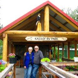 Kasilof Rv Park - Kasilof, AK - RV Parks